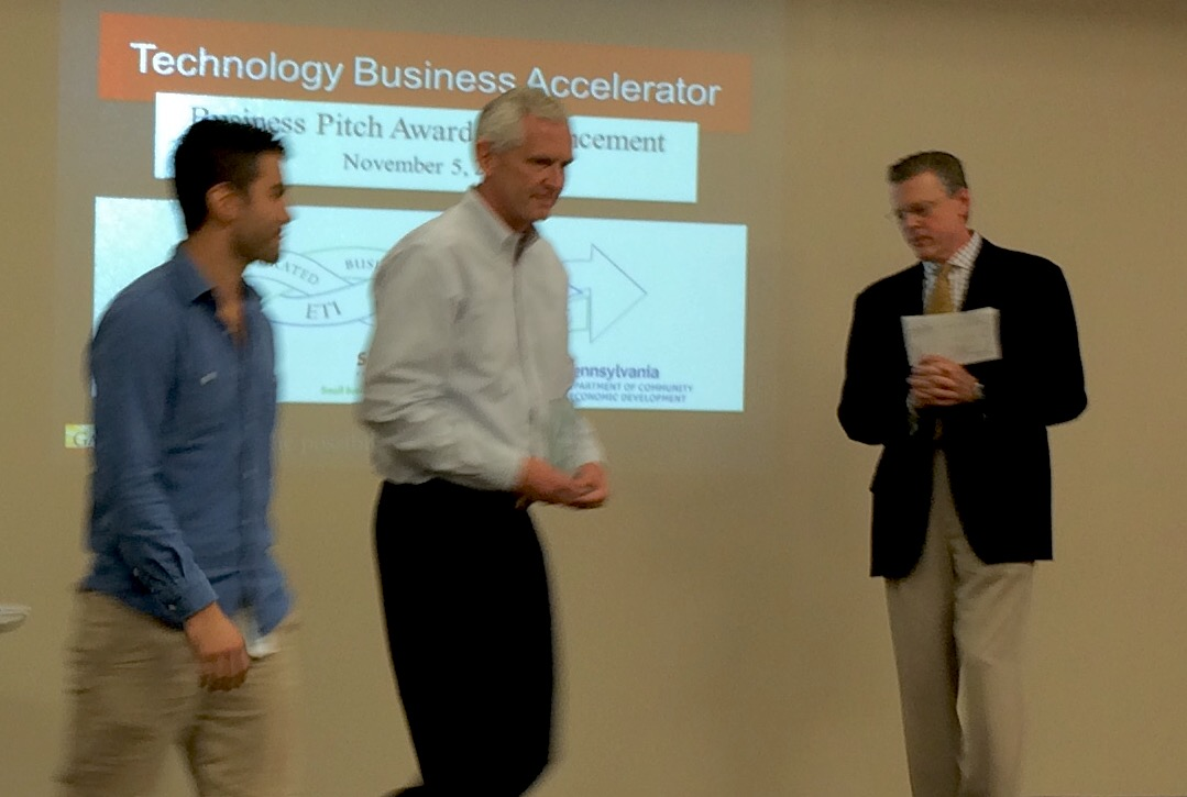 RendrFx 2nd place Accelerator winner 11 15